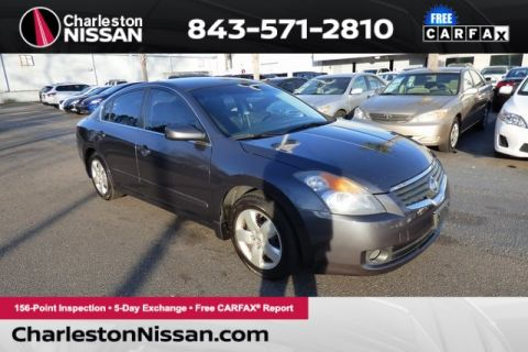 Pre-Owned 2008 Nissan Altima 2.5 S FWD 4D Sedan