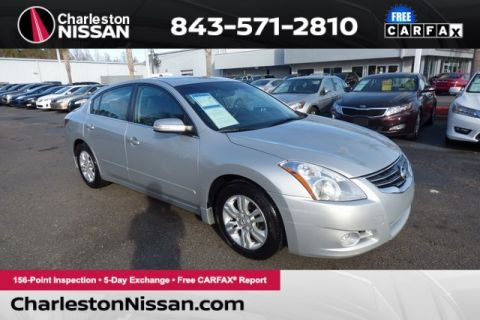 Pre-Owned 2010 Nissan Altima 2.5 SL FWD 4D Sedan