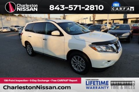Pre-Owned 2014 Nissan Pathfinder SV FWD 4D Sport Utility