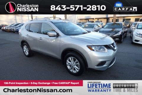Certified Pre-Owned 2014 Nissan Rogue SV FWD 4D Sport Utility