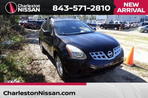 Pre-Owned 2012 Nissan Rogue SV FWD 4D Sport Utility