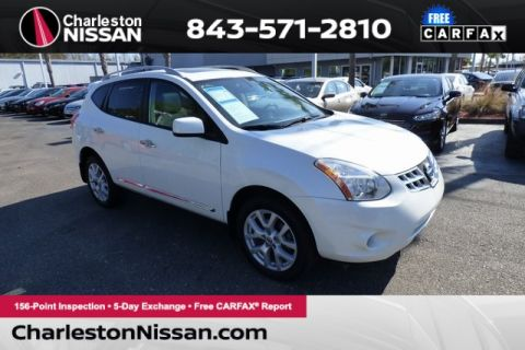 Pre-Owned 2011 Nissan Rogue SV FWD 4D Sport Utility