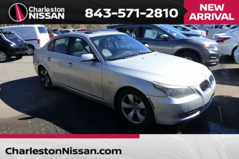 Pre-Owned 2008 BMW 5 Series 528i RWD 4D Sedan