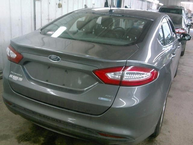 Used Ford Fusion SE