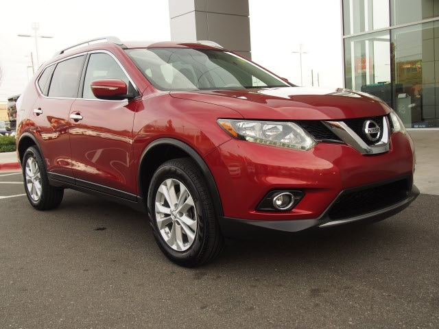 Certified Used Nissan Rogue SV